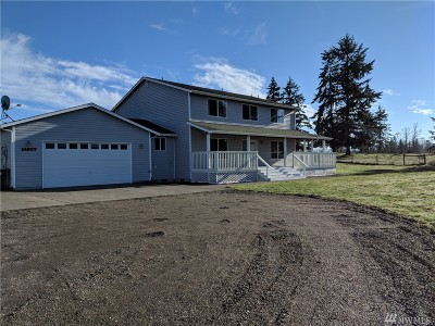 Yelm Single Family Home For Sale: 14907 129th Lane SE