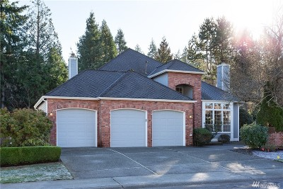 Issaquah Single Family Home For Sale: 4048 262 Ave SE