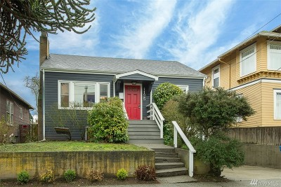 Seattle Single Family Home For Sale: 1125 N 84th St