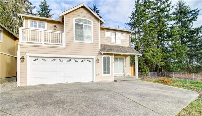 Puyallup Single Family Home For Sale: 6319 119 St E