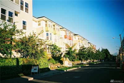 Seattle Condo/Townhouse For Sale: 800 Hiawatha Place S #828