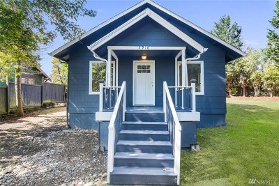 Single Family Home For Sale: 2916 S Warner St