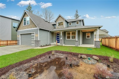Lynnwood Single Family Home For Sale: 20403 Crawford Rd
