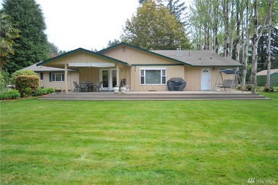 Thurston County Single Family Home For Sale: 3821 Boulevard Rd SE