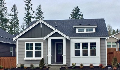 Lacey Single Family Home For Sale: 3727 Oakwood (Lot 61) St SE