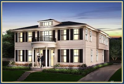 Kirkland Single Family Home For Sale: 11250 108th Ave NE