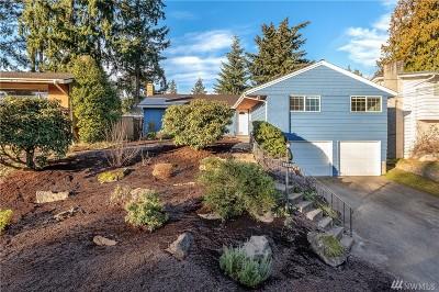 Shoreline Single Family Home For Sale: 14539 28th Ave NE