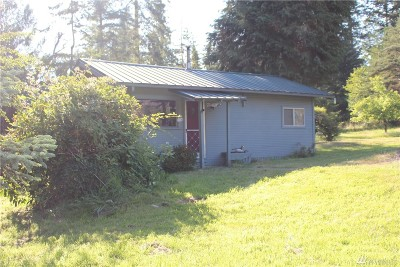 Shelton WA Single Family Home For Sale: $282,500