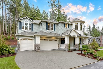 Sammamish Single Family Home For Sale: 24011 NE 14th St