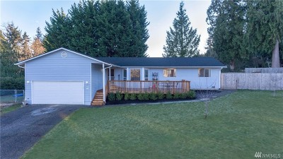 Everett Single Family Home For Sale: 5220 123rd Place SE