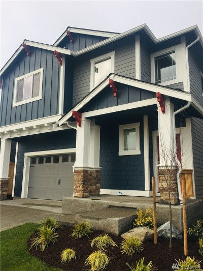 Renton Single Family Home For Sale: 13806 SE 184th Place #84