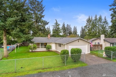 Spanaway Single Family Home For Sale: 17010 19th Ave E