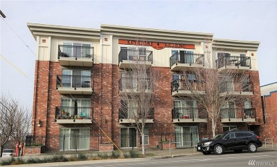 Bellingham Condo/Townhouse For Sale: 1001 N State St #301