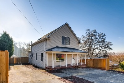 Kent Single Family Home For Sale: 916 E Temperance St