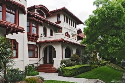 Condo/Townhouse Sold: 2905 Franklin Ave E #C