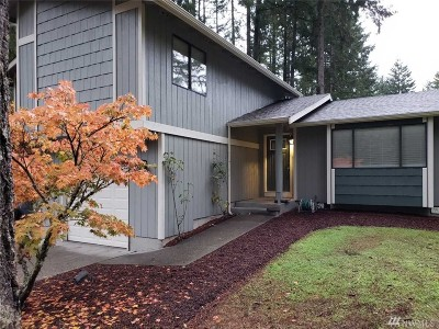 Gig Harbor Single Family Home For Sale: 14015 52nd Ave NW