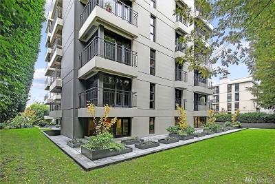Seattle Condo/Townhouse Sold: 714 Bellevue Ave E #103