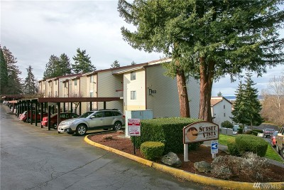 King County Condo/Townhouse For Sale: 2531 S 248th St #A27
