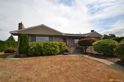Tacoma Single Family Home For Sale: 1273 S Jackson Ave