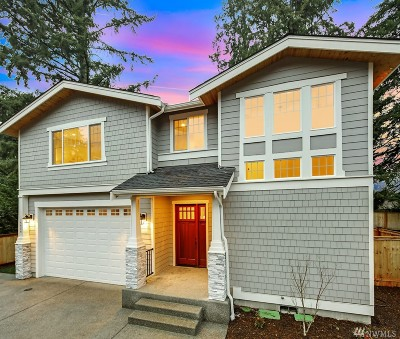 Bellevue Single Family Home For Sale: 15436 SE 42nd Street