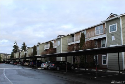 Everett Condo/Townhouse For Sale: 9815 Holly Drive #A209