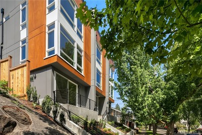 Seattle Single Family Home For Sale: 2011 15th Ave S