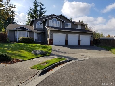Puyallup Single Family Home For Sale: 2218 23rd St Pl SE