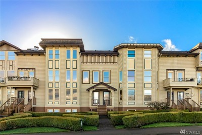 Tacoma Condo/Townhouse For Sale: 2006 N 30th St #4