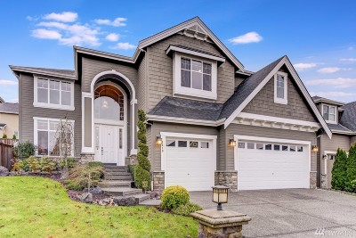Bothell Single Family Home For Sale: 4410 220th St SE