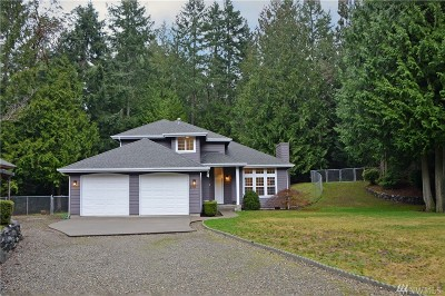 Gig Harbor Single Family Home For Sale: 2101 97th St Ct NW