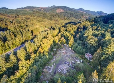 Whatcom County Residential Lots & Land For Sale: 1555 Old Samish Rd