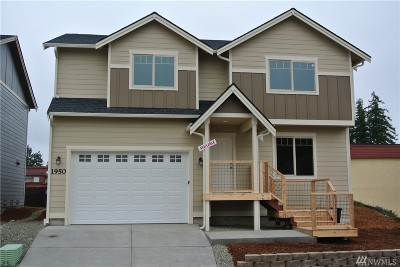 Bremerton Single Family Home For Sale: 1950 Hardway Lane