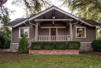 Bellingham Single Family Home Sold: 2814 Lakeway Dr