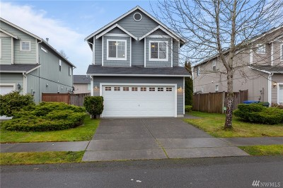 Puyallup Rental For Rent: 13309 88th Av Ct E