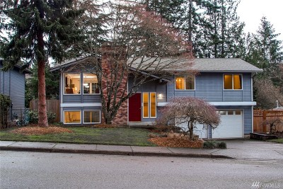 Bellingham Single Family Home Sold: 3206 Maryland Place