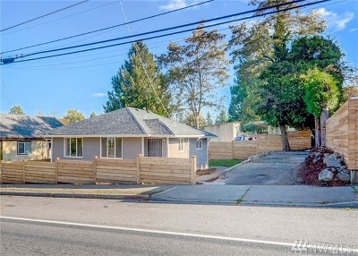 Seattle Single Family Home For Sale: 10052 4th Ave SW