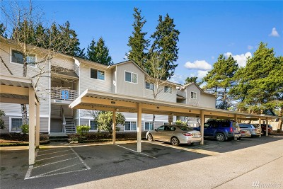 Everett Condo/Townhouse For Sale: 1009 112th St SE #B104