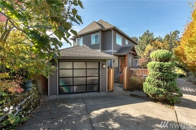 Seattle Single Family Home For Sale: 619 NE 75th St