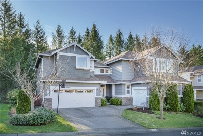 Maple Valley Single Family Home For Sale: 24709 SE 278th St