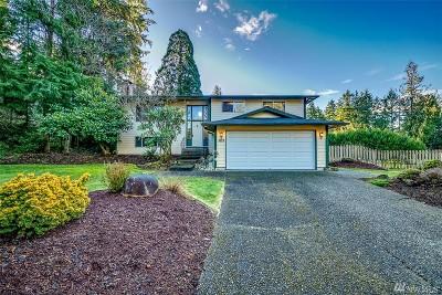 Silverdale Single Family Home For Sale: 1675 NW Ridge Lane Ct