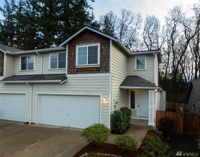 Thurston County Single Family Home For Sale: 8519 8th Ct SE