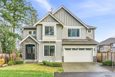 Sammamish Single Family Home For Sale: 22602 SE 32nd St