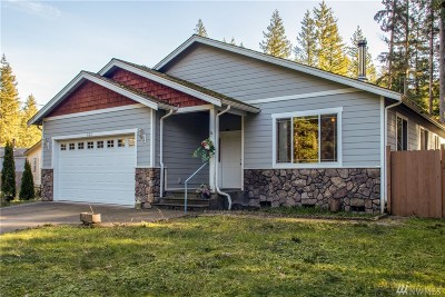 Maple Falls Single Family Home For Sale: 6165 Shamrock Rd