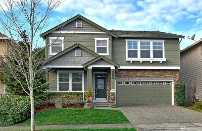 Bothell Single Family Home For Sale: 15726 36th Ave SE