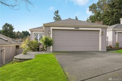 Tacoma Single Family Home For Sale: 5306 N Lexington St