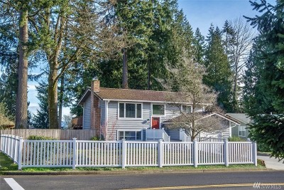 Bothell Single Family Home For Sale: 21607 Meridian Ave S
