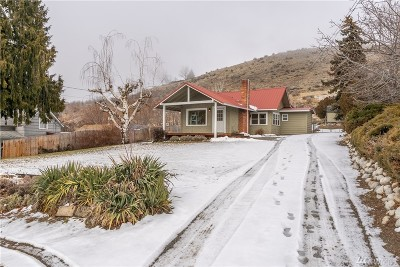 Chelan Single Family Home For Sale: 106 W Highland Ave