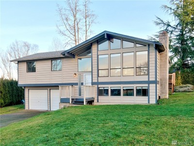 Puyallup Single Family Home For Sale: 1801 Tartan Ct