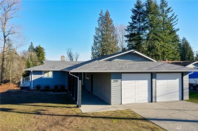 Lake Stevens Single Family Home For Sale: 2727 Soper Hill Rd