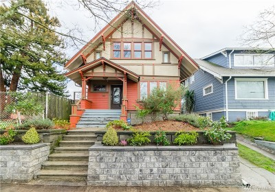Seattle Single Family Home For Sale: 160 23rd Ave